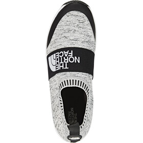 The North Face NSE Traction Knit Chaussures Homme, heather grey/tnf white